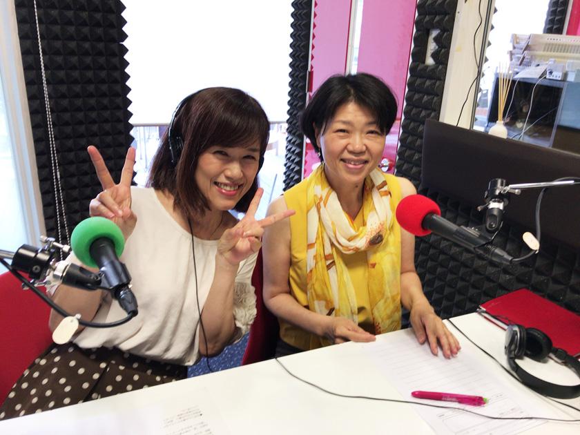 コミュニティラジオ天神(コミてん)