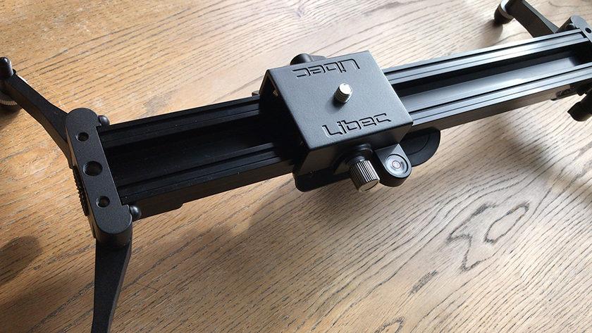 Libec ALX S4 スライダー400mm